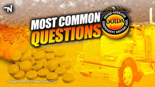 FMCSA Drug and Alcohol Clearinghouse – OOIDA most common questions