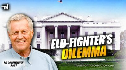 Rep. Collin Peterson's ELD Dilemma