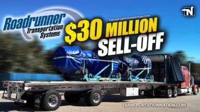 Roadrunner Sells Flabed Division in $30 Million Cash Deal