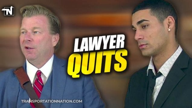 Robert Corry – Rogel Mederos – Lawyer Quits