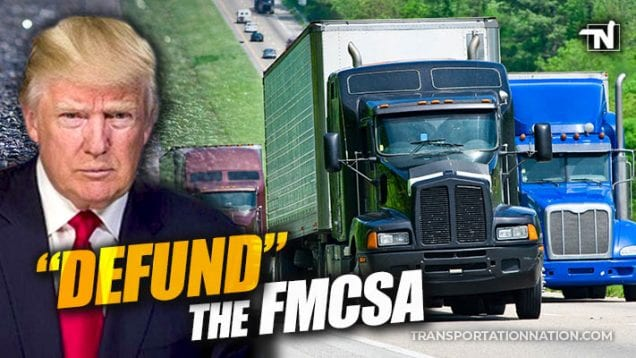 defund the fmcsa