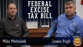OOIDA's Mike Matousek and Lewie Pugh on HR 2381 re: Federal Excise Tax (Video by OOIDA)