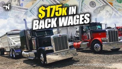$175k in Back Wages