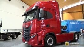 2020 Iveco S-Way 480 Truck Review – Exterior and Interior Walk Around