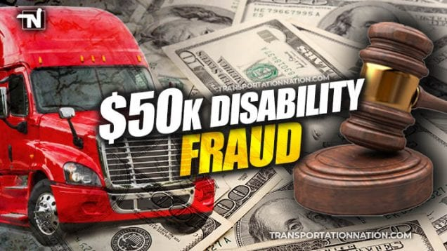 $50k Disability Fraud