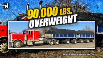 90k lbs overweight