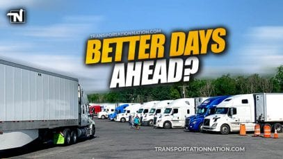 Better Days Ahead for Trucking in 2020