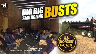 Big Rig Smuggling Busts – January 2020