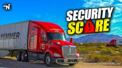 Don Hummer Trucking Security Scare