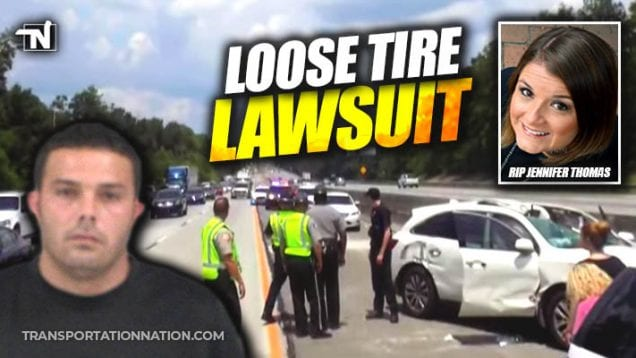 Loose Tire Lawsuit – Thomas vs Chavez