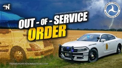Out of Service Order – Mamadou Diaby – 4 U Logistics
