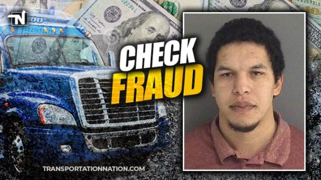 Tory Puetz – Check Fraud – DW Trucking in Ames, IA