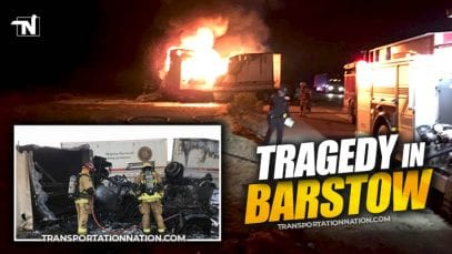 Tragedy in Barstow