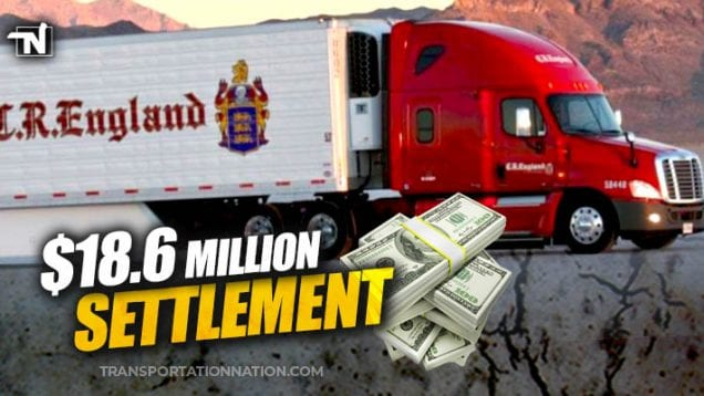 $18.6M CR England Settlement
