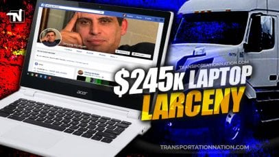 $245k Laptop Larceny