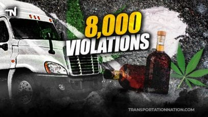 8000 drug and alcohol violations – fmcsa
