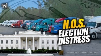 HOS Election Distress