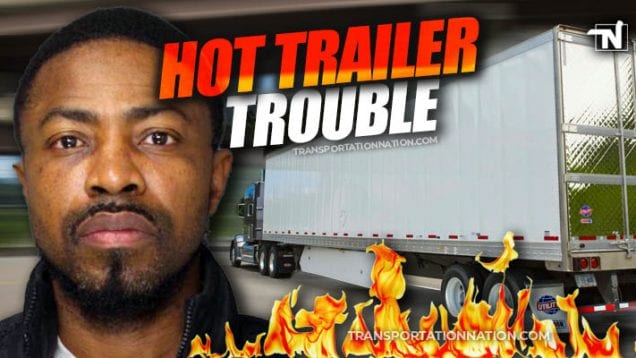 Hot Trailer Trouble