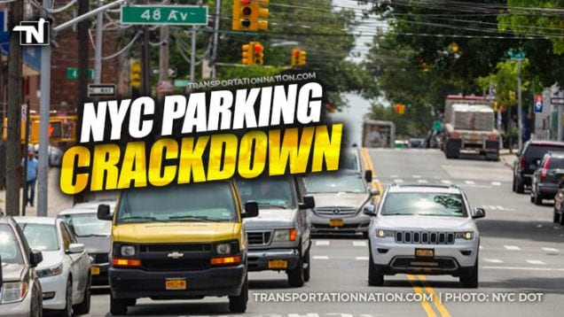 NYC Parking Crackdown