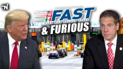 Trump vs Cuomo Fast and Furious NY