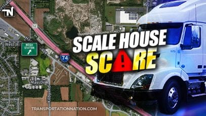 scale house scare in harrison, oh