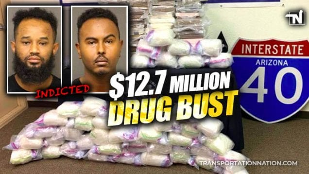 $12M Drug Bust – INDICTED