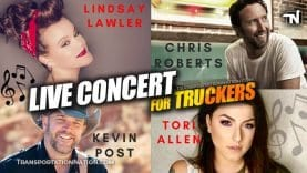 Live Concert for Truckers – March 25 2020