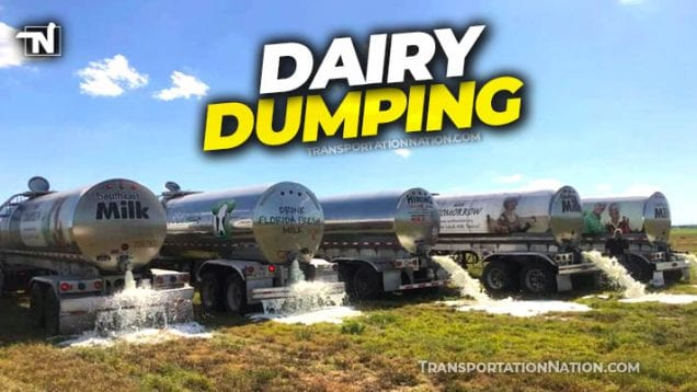 Dairy Dumping