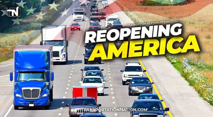 American Economy to Reopen in Three Phases as Trucking Braces for ...