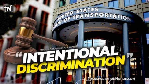 SBTC files lawsuit against FMCSA for intentional discrimination_