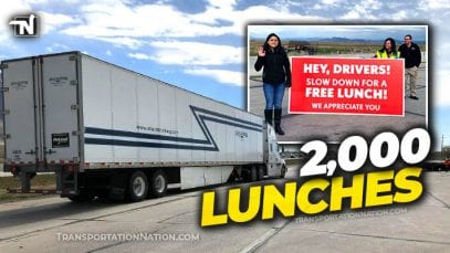 Sharp Trucking – 2000 Lunches