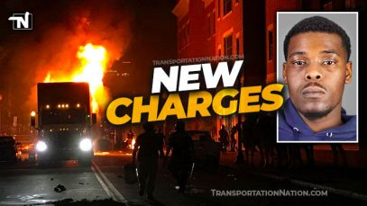 Big Rig Burning – Albany, NY – New Charges