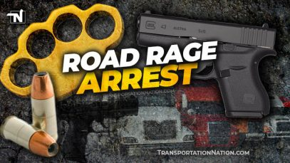 Road Rage Arrest – James McLane
